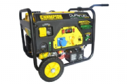 Champion CPG3500E2-DF Dual Fuel Generator With Electric Start 2800 Watt